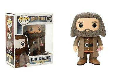Funko Pop Harry Potter: Rubeus Hagrid 6 Inch Super Sized Pop Vinyl Figure #5864