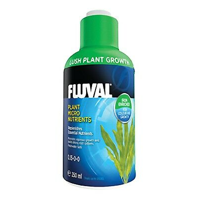 Fluval Plant Food 250Ml Micro Nutrients Growth Fish Tank Plant Gro
