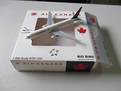 Big Bird Canadian Airlines 767-300  Transition livery  1:500