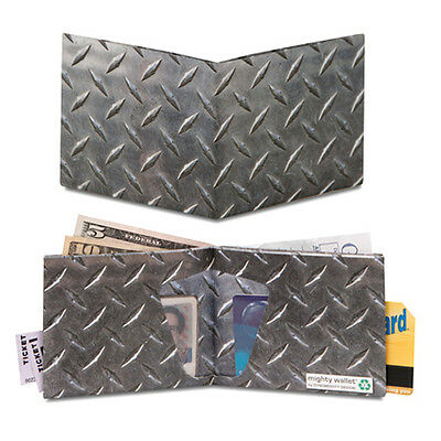 Mighty Wallet - Diamond Plate