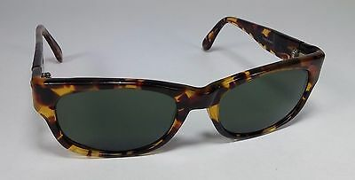 Ray Ban Vintage Tortoise Bohemian Sunglasses Bausch & Lomb B&L USA Excellent