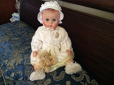 Beautiful Big Baby Doll From The 1960s.