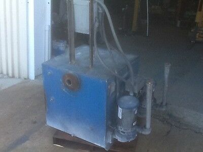 Condensate pumps and tank