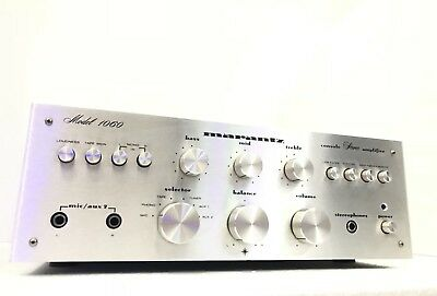 SONY TA-V7700 Amplificador Stereo Hi End, 160 Watts RMS Vintage
