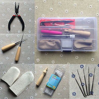 UP Needle Felting Starter Kit Wool Felt Tools Mat Needle Accessories Craft Set