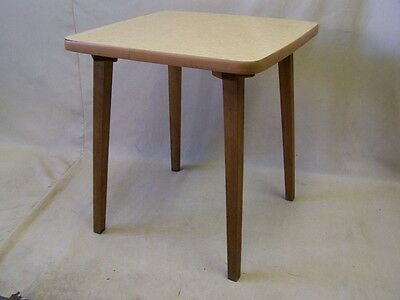 GDR Wood Stool, Vintage Retro Design Iconic Chair, Camping