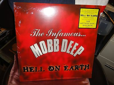 Mobb Deep Hell On Earth Vinyl 2LP Vinyl