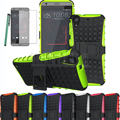 HTC Desire 530 Case , Tough & Strong ,Shock Proof with kick stand