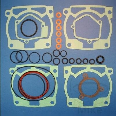 For KTM EXC 380 2T 2001 Athena Topend Gasket Set