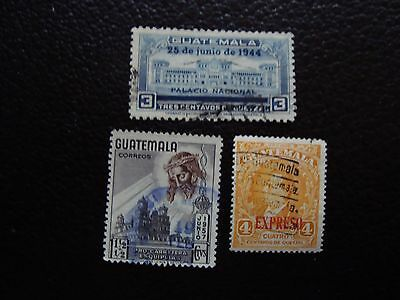 GUATEMALA - timbre yvert et tellier n° 322 381 express 1 obl (A27) stamp
