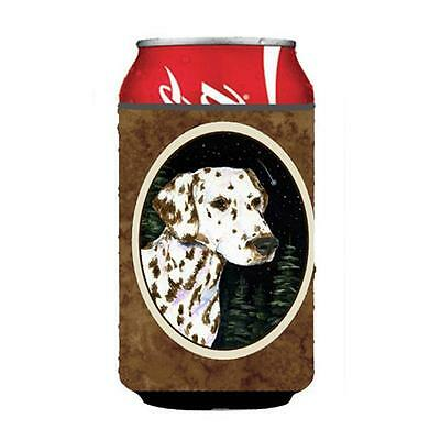 Carolines Treasures Starry Night Dalmatian Can Or bottle sleeve Hugger 12 oz.