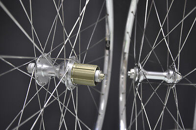 H+Son TB14 on Ambrosio Hubs 9/10/11 Speed Campagnolo/Shimano Road Clincher