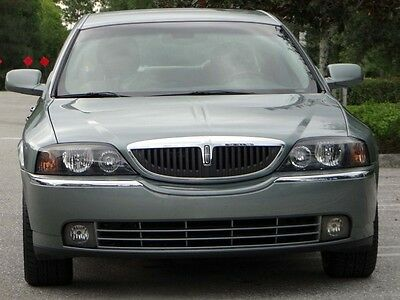 2005 Lincoln LS w/Premium Pkg-Only 42600 miles-Like 06 07 FLORIDA 1-OWNER-NEW TIRES-FULLY SERVICED-FINEST 05' LS ON THIS PLANET-NONE NICER