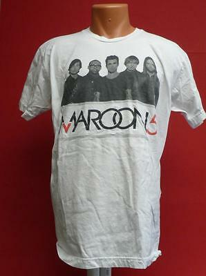 Great Marroon 5 2013 Tour Hard to Find T Shirt  L