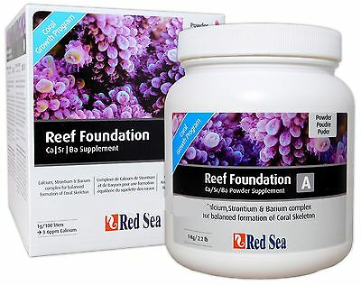 Reef Foundation Pack A/B/C    3 x 1kg poudre