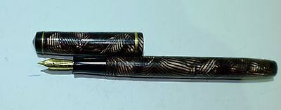 Conway Stewart 757 Fountain Pen with 14ct Nib