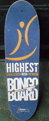 Fitter First Bongo Board Balance Plank Only