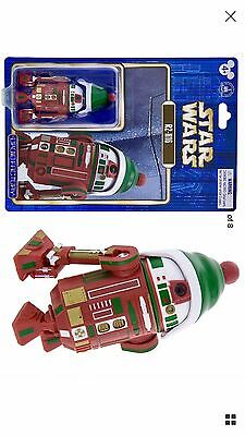 Disney Parks/Star Wars R2-H16 Holiday/Christmas Droid Factory - Limited Build A