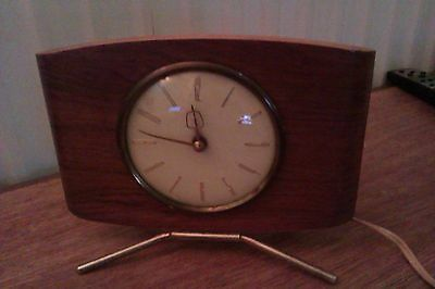 vintage electric clock rare