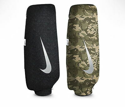 NIKE Sports 2016 Authentic Travel Cover Air-Carry Case in Black / Camo  ene