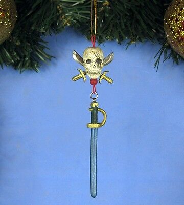 Decoration Ornament Party Xmas Tree Home Decor PIRATES OF THE CARIBBEAN *N89