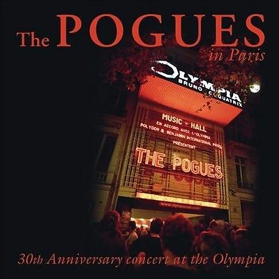 The Pogues In Paris - 30th Anniversary Concert At The Olympia [2 CD] (Audio CD)