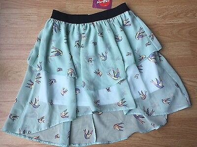 Girls TU Skirt Age 8 New With Tags