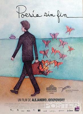 Poesia Sin Fin / Endless Poetry - Jodorowsky - Original Small Movie Poster