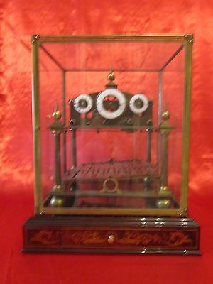 Congreve rolling ball clock