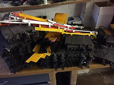 Scalextric Track Bundle Joblot Vintage Retro Huge ,No Cars