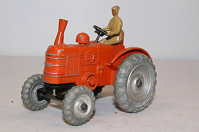 1950's Dinky Toys #301 Field Marshall Tractor, Original