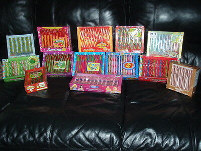 Candy Canes Assorted Flavors