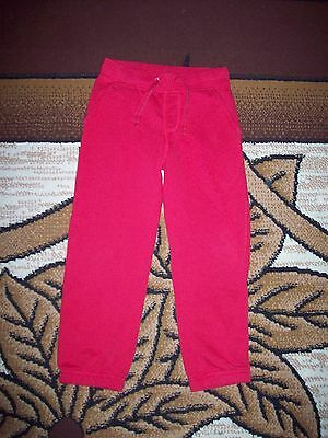 M&S Girls Jogging Bottoms Age 4-5 Years, Height 104-110 cm.