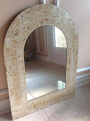 Granite Epoxy Hand Made One Of A Kind Mirror