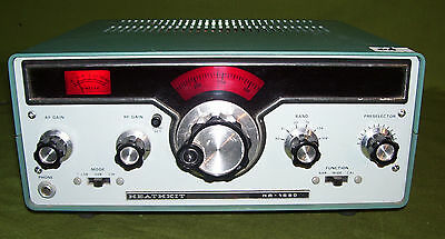 Multibander Receiver HEATHKIT HR-1680