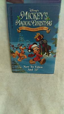 Disney's Magical Christmas Stickers