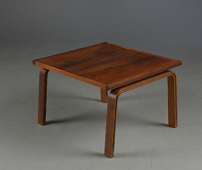 Arne Jacobsen Rosewood Side Table