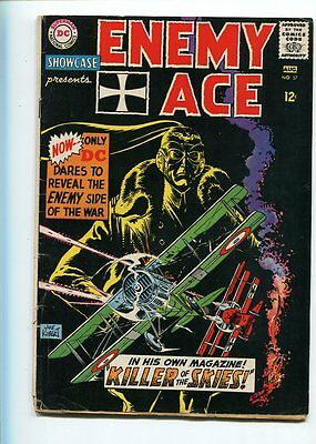 Showcase #57 Affordable Grade Classic Kubert Cover