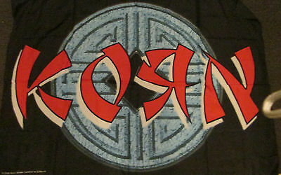 KORN TEXILE POSTER FLAG RARE NEW resealed packaging