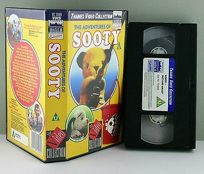 The Adventures of Sooty - Thames Video Collection VHS Video Tape