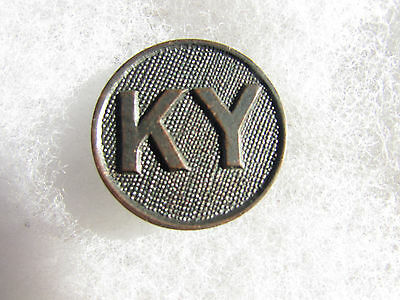 "WW1 ""KY""  Collar Disc with screw"
