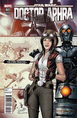 Star Wars Doctor Aphra # 1 Story Thus Far Cover NM Marvel