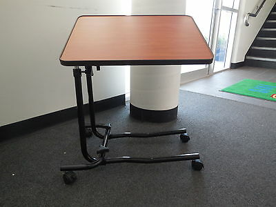 Tilting Top Over Chair Table ***Price Drop - was $85 - ALL STOCK MUST GO***