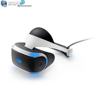 Brand New Sony Playstation Vr Cuh-Zvr1 Headset