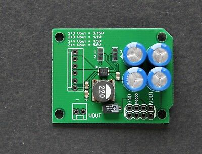 Thermal Energy Harvesting Power Supply W Ltc3108 And