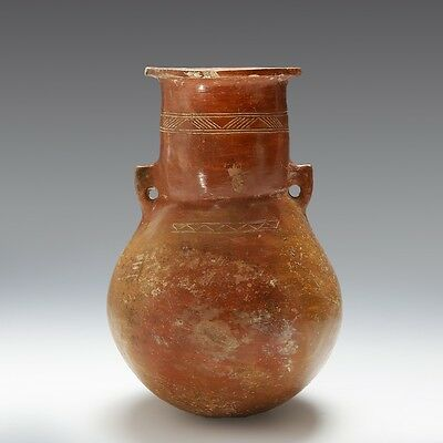 Cypriot Decorated Early Bronze Age Jar