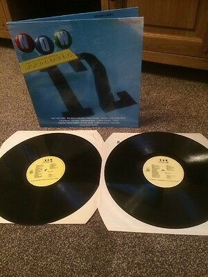 Now That's What I Call Music 12 - Double Album LP Virgin EMI POLYGRAM Record
