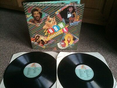 Now That's What I Call Music 4 - Double Album LP Virgin EMI Record