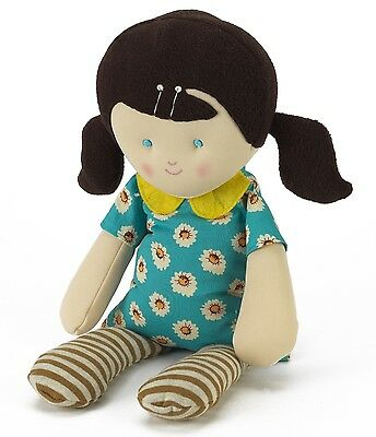 Intelex Warmheart Craft Rag Doll Jenny Fully Microwavable Heatable Bed Time Toy