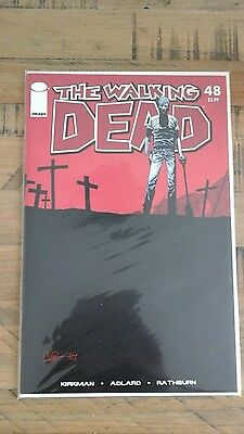 Walking Dead Issue 48 Death Of The Govenor Excellent Condition